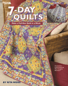 P3691 7 DAYS QUILTS