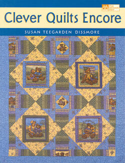 B627 CLEVER QUILTS ENCORE