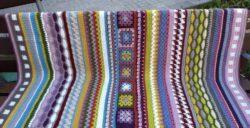 Kit Oyambre Manta HOPE ganchillo