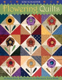 CT10444 FLOWERING QUILTS