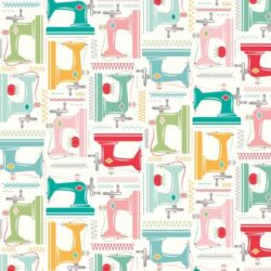 My Happy Place Sewing Machines Cloud Lori Holt