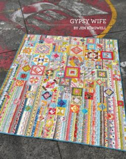 GYPSY WIFE BOOKLET