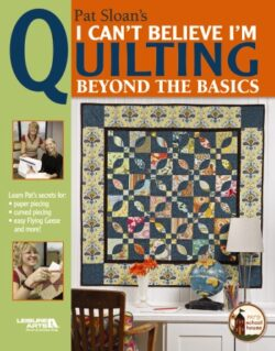 P4430 I CANT BELIEVE I AM QUILTING