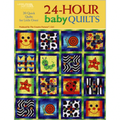 P4796 24 HOUR BABY QUILTS