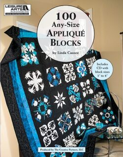 P5539 100 Any-Size Applique Blocks