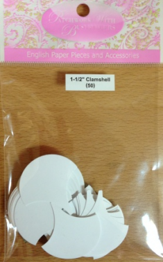 CLAMSHELL 1 1/2 PAPELES