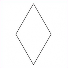 SIX POINTED STAR 1 1/2 PAPELES