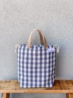Handy bag Vichy Gris