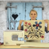 Laundry Basket Quilts – VIDEO 1: Fabric Silhouettes